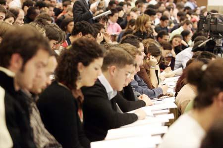 Ultim'ora: test universitari rinviati a Settembre