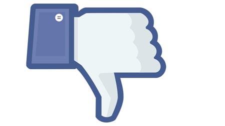 """Facebook, in arrivo il tasto """"Non mi piace"""""""
