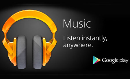 "Web, al via ""Google Play Music Unlimited"""