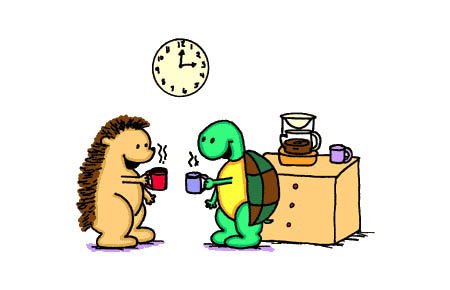 """La """"pausa caffè""""? Aiuta la produttività!"""