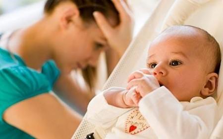 Salute, l'ansia in gravidanza danneggia i bambini