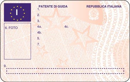 Italia, nuove procedure per il rinnovo delle patenti