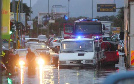 Sicilia, è ancora allerta meteo