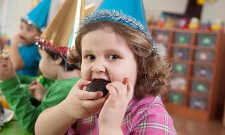 Bambini, l'obesità arriva fin dall'asilo