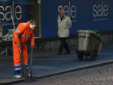 Palermo, emergenza rifiuti: controlli triplicati
