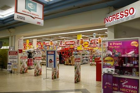 Tecnologia, Auchan da il via ai pagamenti tramite cellulare