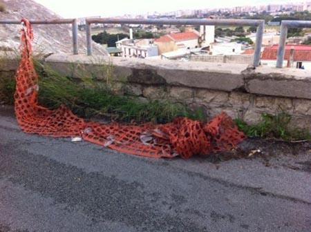 Palermo, nuovi (e vecchi) pericoli a Boccadifalco