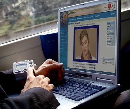 Inghilterra, i medici sbarcano su Skype