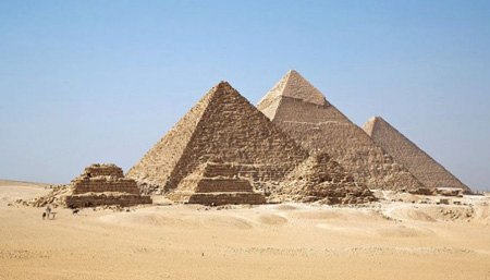 Curiosità, scoperto come sono state costruite le piramidi