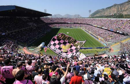 Il Palermo è in Serie A