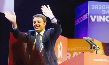 L'inaspettata vittoria di Renzi e il cambiamento politico