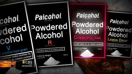 Stati Uniti, l'alcool arriva… In polvere!
