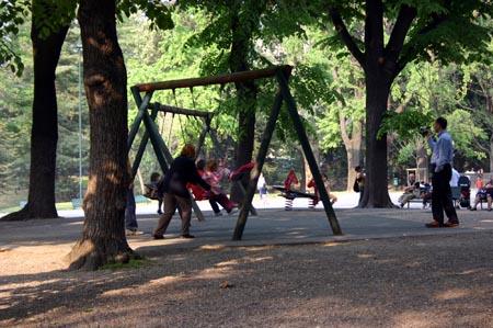 Salute, le aree verdi utili contro l'Alzheimer