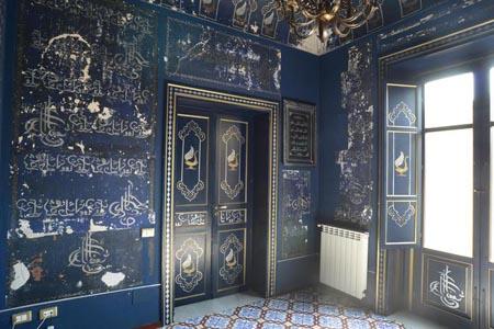 """Palermo, apre al pubblico la """"stanza dei decori arabi"""""""