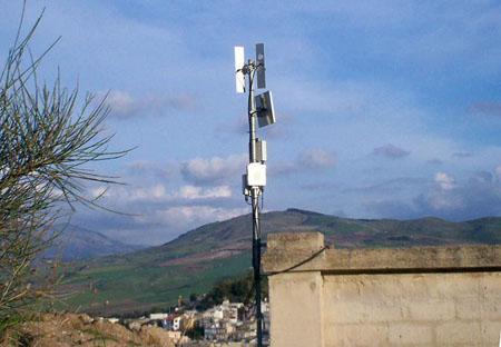 Verrua Savoia (TO), cittadini offrono connessione al Web