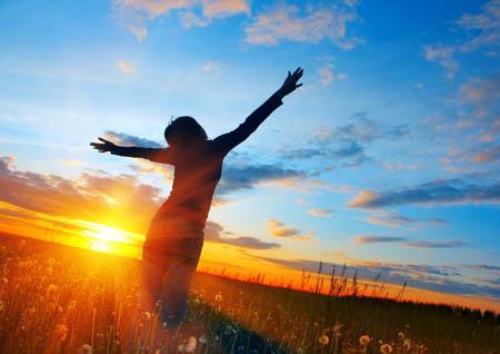 L'ottimismo? Migliora la salute!