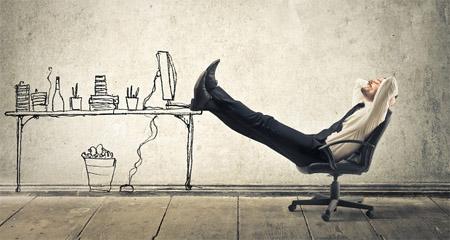 Lavori di meno? Ti stressi di più!