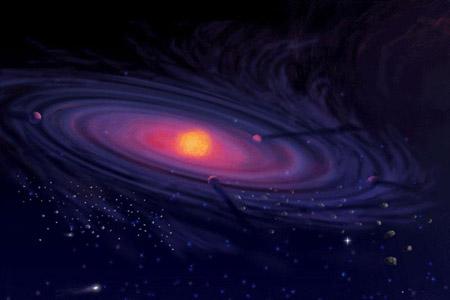 Scienza, scoperto un nuovo sistema solare