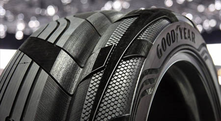 Automobili, al via gli pneumatici ricavati dal riso
