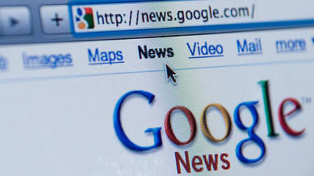 "Web, ""Google News"" a rischio in Italia"