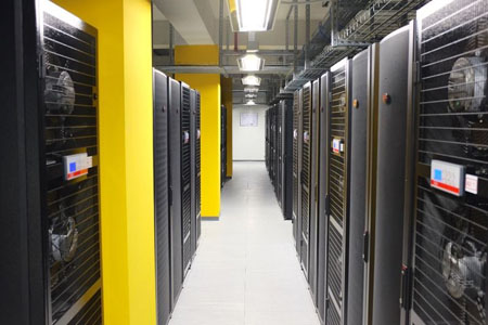 "Tecnologia, Fastweb inaugura il ""Super Data Center"""