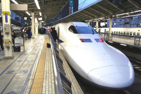 Giappone, il treno viaggia a più di 600 KM all'ora!