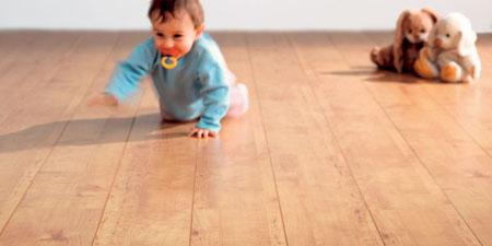 Bambini, occhio alle infezioni da candeggina