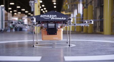 """Tecnologia, i """"droni"""" di Amazon sempre più vicini!"""