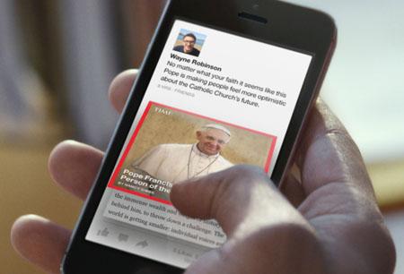 "Facebook, al via le ""notizie veloci"""