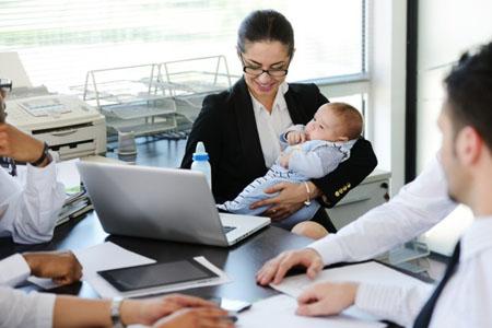 """""""Festa delle Mamme Lavoratrici"""": bimbi al lavoro con mamma!"""