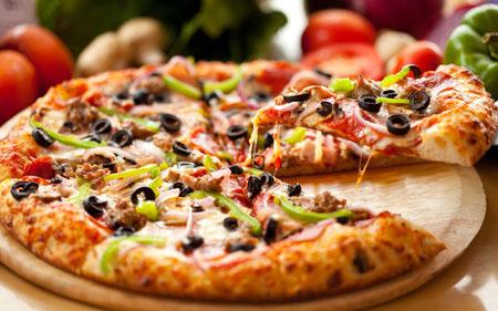 Web, la pizza? Te la manda Google!