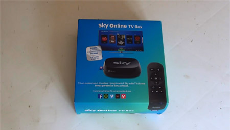 "Sky Online TV Box: la recensione del ""Bar Giomba"""