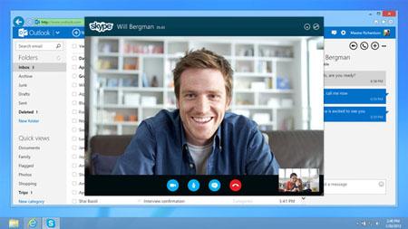 Web, anche in Italia Skype via Web