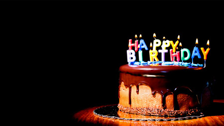 Il compleanno del Giomba: e sono 28!