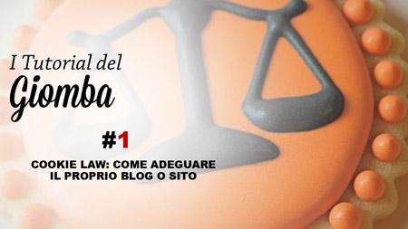 Tutorial, Cookie Law: come adeguare il proprio sito o blog