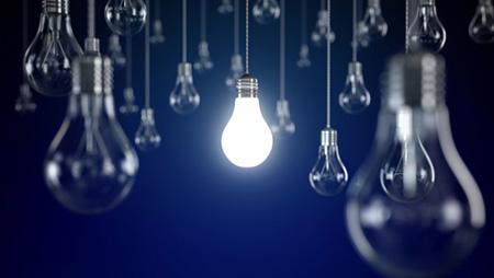 Scienza, creata la lampadina più piccola del mondo