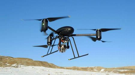 Svizzera, la posta arriva… Con il drone!
