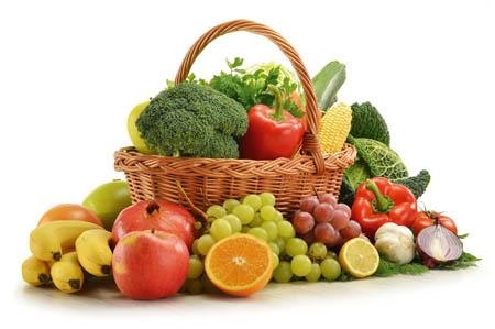 Italia, si spende di più per la frutta che per la carne
