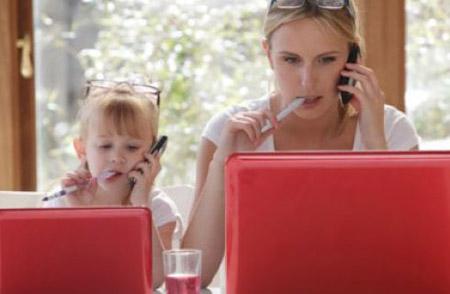 Le madri lavoratrici hanno figli di maggior successo