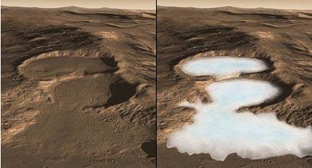 Su Marte c'è acqua: arriva la conferma della NASA