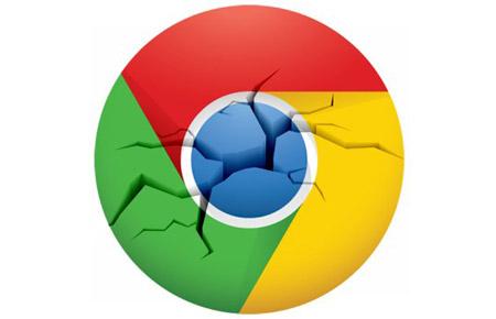 Tecnologia, Chrome in crash con sedici caratteri