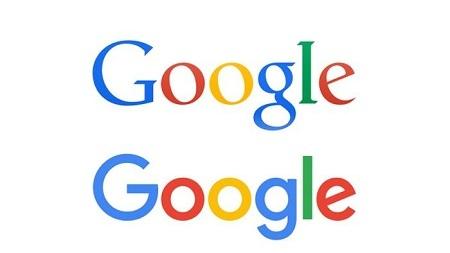 Google, via al nuovo logo