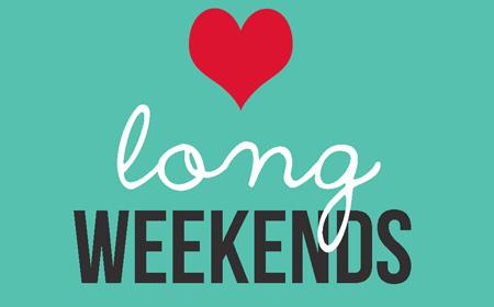 Il weekend? Se è di tre giorni fa bene alla salute!