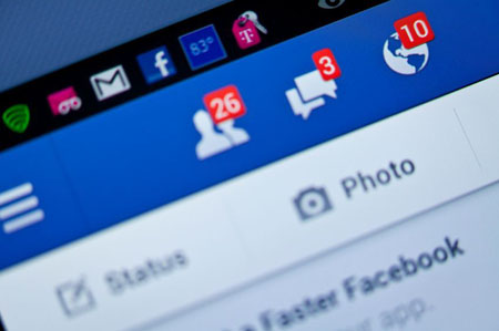 Facebook, via al nuovo sistema di notifiche