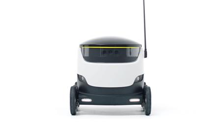 Tecnologia, nasce il robot per le consegne gratuite