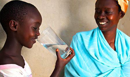 Scienza, creato un filtro per sanare le acque africane