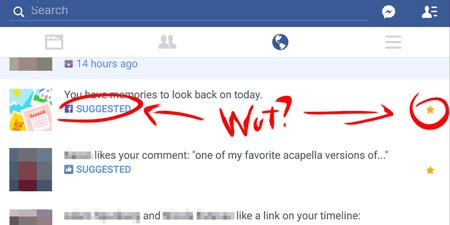 """Facebook lancia la """"notifiche in evidenza"""""""