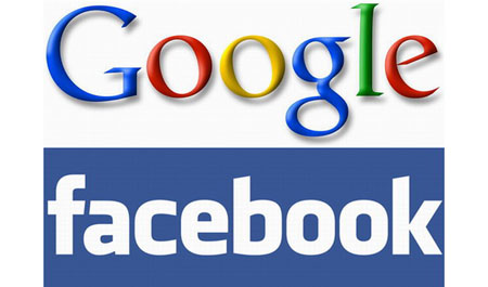 "Facebook, si accorda con Google per i ""risultati incrociati"""