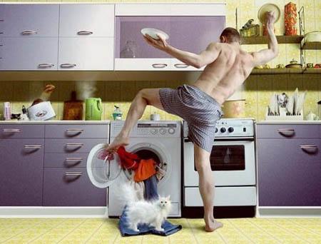 """Sessualità, gli uomini che aiutano in casa sono più """"attivi"""""""