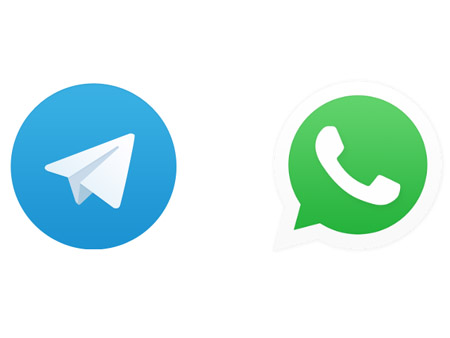 Whatsapp apre le ostilità contro Telegram